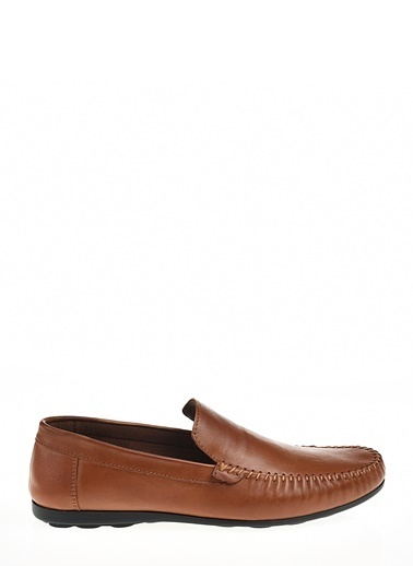 D by Divarese Deri Loafer Taba